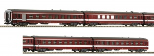 Roco 74110 - Set: 4-tlg. Wagenset 2