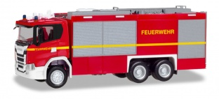 Herpa 094375 Spur H0 Scania CG 17 Empl ULF