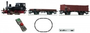 Fleischmann 631881 - z21®start Digital starter set: steam locomotive class 98.75 and freight train,