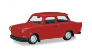 Herpa 027342-003 Trabant 1.1 Limousine, indianred 1:87