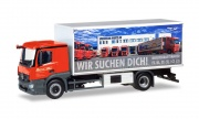 Herpa 309295 Mercedes-Benz Actros Classicspace Kühlkoffer-LKW