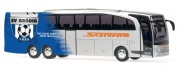Rietze 66357 MB Travego M (Busse) H0