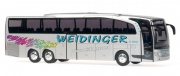 Rietze 69712 MB Travego M Euro 6 (Busse)  H0